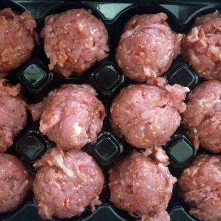Homemade Turkey Meatballs - Tongmaster Seasonings